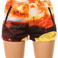 The Galactic Short