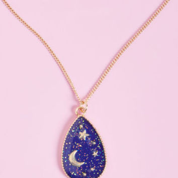 Astral Appeal Pendant Necklace