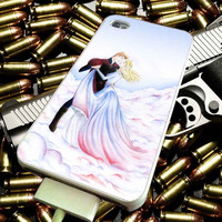 Aurora Sleeping Beauty for iPhone 4/4s/5/5s/5c/6/6 Plus Case, Samsung Galaxy S3/S4/S5/Note 3/4 Case, iPod 4/5 Case, HtC One M7 M8 and Nexus Case ***