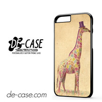 Fancy Giraffe Art For Iphone 6 Iphone 6S Iphone 6 Plus Iphone 6S Plus Case Phone Case Gift Present YO