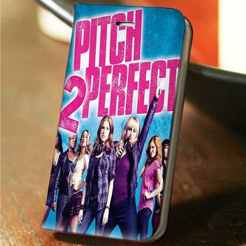Pitch Perfect custom wallet case for iphone 4,4s,5,5s,5c,6 and samsung galaxy s3,s4,s5