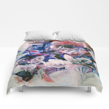 vivid dream Comforters by mariannatankelevich