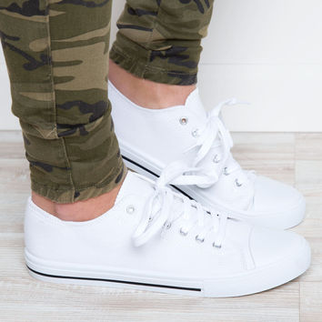 Kendall Sneakers - White