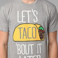 Urban Outfitters - Taco Bout It Later Tee