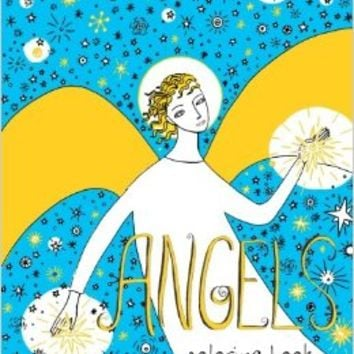 Angels: coloring book Paperback – December 12, 2015