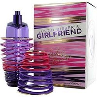 Amazon.com: Justin Bieber's Girlfriend Eau De Parfum 3.4 Oz Spray: Beauty