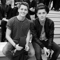 Jack And Finn | via Tumblr