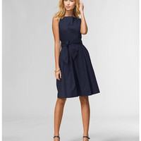 Women's The Signature Poplin Dress | Free Shipping at L.L.Bean