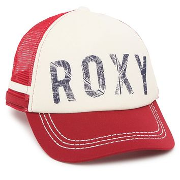 Roxy Dig This Trucker Hat - Womens Hat - Red - One