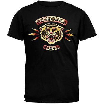 Deftones - Tiger T-Shirt