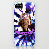 Greys Anatomy: I'M A SWAN! iPhone & iPod Case by drmedusagrey