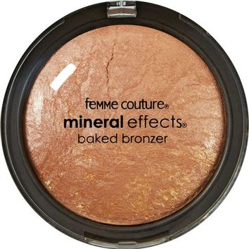 Femme Couture Mineral Effects Baked Bronzer Tropic Touch