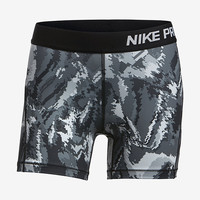 The Nike Pro Big Kids' (Girls') Shorts.