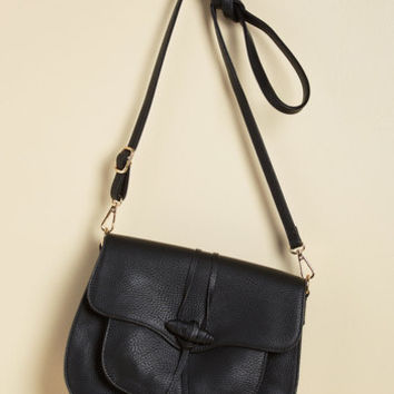 Give Them Something to Toggle 'Bout Bag in Black | Mod Retro Vintage Bags | ModCloth.com