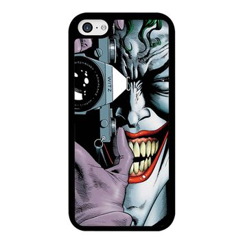 Joker Harley Quinn Batman Avengers iPhone 5C Case