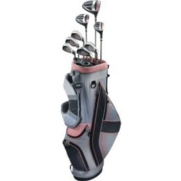 Top Flite Women's 2017 XL 12-Piece Complete Set – (Graphite) – Pink | DICK'S Sporting Goods