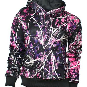 Muddy Girl Pullover Camo Hoodie