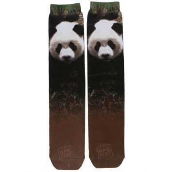 Panda Sublimated Socks