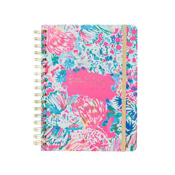 Lilly Pulitzer 2017-2018 LARGE AGENDA - GYPSEA