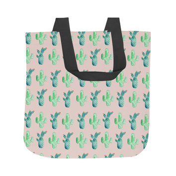 The Cactus Tote Bag