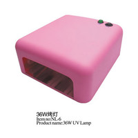 36W Professional Nail UV Light Gel Nail Drier