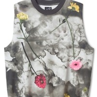 Weekday | Tees | Morgan tank flowers aop