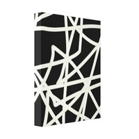 wrapped canvas modern chic abstract art