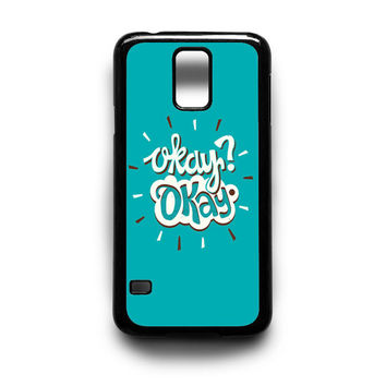 The Fault in Our Stars Tumblr Inspired Custom 4 Samsung S5 S4 S3 Case By xavanza