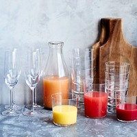 Williams-Sonoma Open Kitchen Casual Glassware Collection
