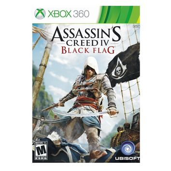 Assassin's Creed IV: Black Flag - Wal-Mart Exclusive (Xbox 360)