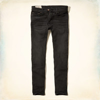 Hollister Skinny Zip Fly Jeans