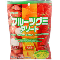 Kasugai Fruit Assortment Gummy 3.59 oz - AsianFoodGrocer.com | AsianFoodGrocer.com, Shirataki Noodles, Miso Soup