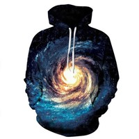 Reverie Planet Galaxy Hoodie Collection#004