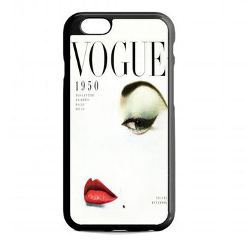 vogue magazine For iphone 6 case