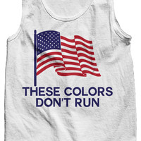 These Colors Don't Run Tank Top