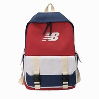 New Balance Women Men Fashion Leather Shoulder Bag Handbag Backpack