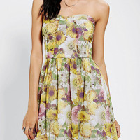 Jack By BB Dakota Jouett Strapless Dress