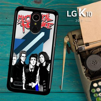 My Chemical Romance Y2307 LG K10 2017 / LG K20 Plus / LG Harmony Case