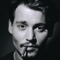 Johnny Depp Nice Silk Fabric Cloth Wall Poster Print (20x13inch)