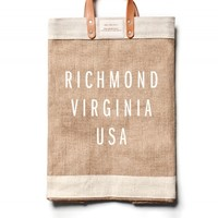 Apolis Richmond Market Bag