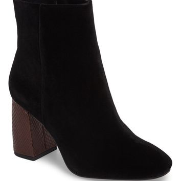 BCBG Allison Statement Heel Bootie (Women) | Nordstrom