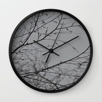 Impressions Wall Clock by ARTbyJWP