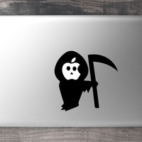 Reaper MacBook Decal