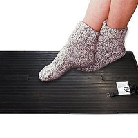 Cozy Products FW Foot Warmer Heated Mat Winter Boots Hot Rain Snow Free Ship