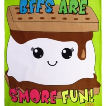 Bff S'more Blanket | Girls Room Decor Beauty, Room & Toys | Shop Justice