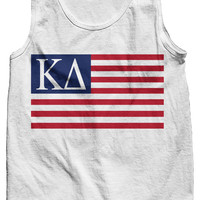 Kappa Delta USA Tank Top