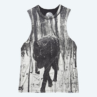Lurker Sleeveless T-shirt