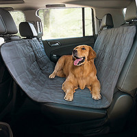 Quilted Pet Hammock Car Seat Cover