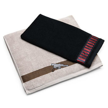 Han Solo Bath Towel Set