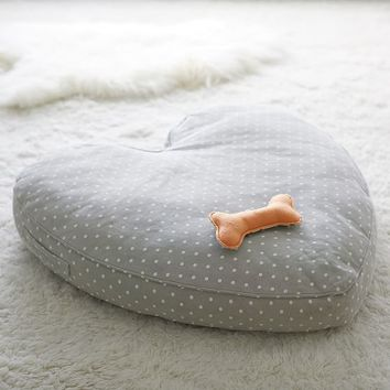 Northfield Heart Pet Bed